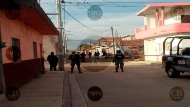 Photo of Sicarios atacan a balazos una vivienda en Ario de Rayón