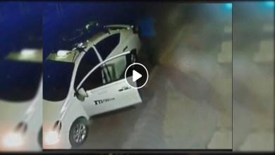 Photo of Video: Exhiben a taxista por «cochino» en Morelia