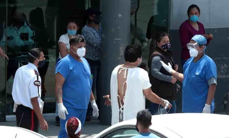 México: Paciente con preinfarto escapa del hospital porque lo ingresaron al área de Covid-19