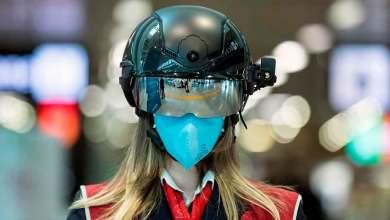 Photo of Aeropuerto de Roma usa cascos inteligentes para detectar coronavirus