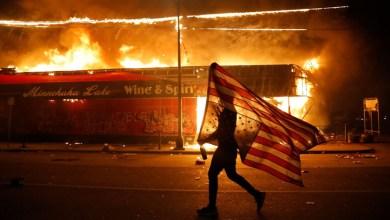 Photo of Video: Toque de queda en ciudades de EU tras protestas y disturbios