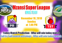 Tshwane Spartans vs Paarl Rocks Mzansi Super League Match Tips Toss Session Lambi Pari Fancy PR vs TST Mzansi T20 Match Reports