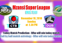 Durban Heat vs Cape Town Blitz Mzansi Super League Match Tips Toss Session Lambi Pari Fancy CTB vs DUR Mzansi T20 Match Reports