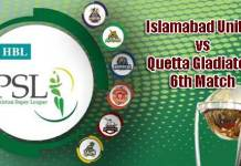 PSL 2019 Islamabad vs Quetta 100% Sure Win Tips Non Cutting Match