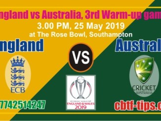 Eng vs Aus CWC World Cup 2019 Match Prediction & Betting Tips
