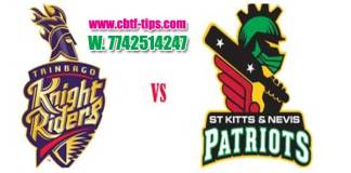 CPL 2019 Cricket Betting Tips SKNP vs TKR 14th Match Who will win today's Sure Reports Toss Session Lambi Pari