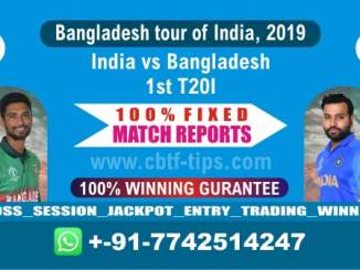 Ind vs Ban Cricket Betting Tips 1st T20 Match Prediction Toss Session Jackpot