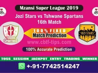 JOZ vs TST 16th Mzansi Super League Match Reports Betting Tips-CBTF
