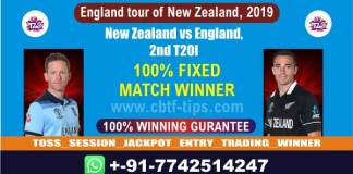 NZ vs Eng Cricket Betting Tips 2nd T20I Match Prediction