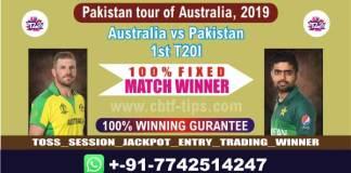 Pak vs Aus Cricket Betting Tips 1st T20 Match Prediction Session Lambi