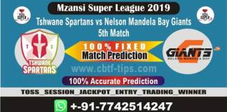 TS vs NMG 5th Mzansi Super League Match Reports Cricket Betting Tips