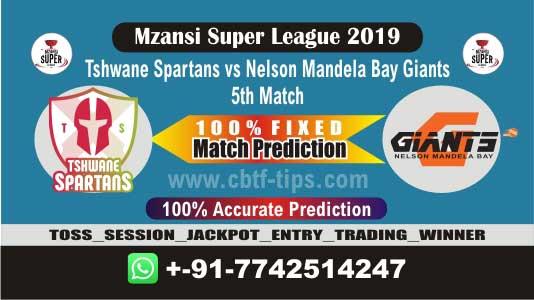 TS vs NMG 5th Mzansi Super League Match Reports Cricket Betting Tips