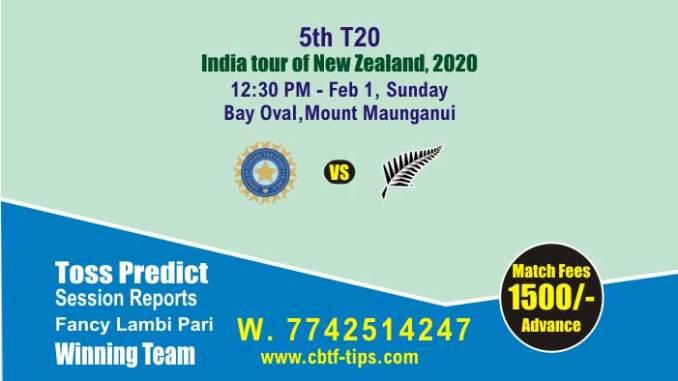 NZ vs Ind cbtf match prediction