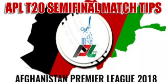 APL 2018 Nangarhar vs Balkh Semi Final