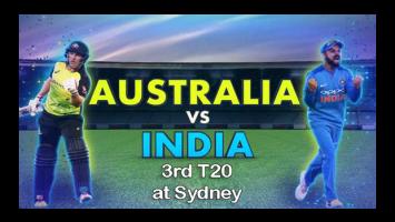 India vs Australia 3rd T20 Match Lambi Pari Tips