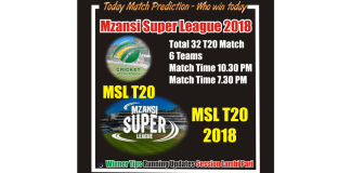 Jozi Stars vs Nelson Mandela Bay Giants MSL T20 2nd Match CBTF Tips