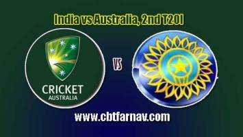 2nd T20 IND vs AUS Today Match Prediction Cricket Win Tips