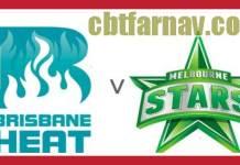 BBL T20 53rd Match Prediction BRH vs MLS Toss