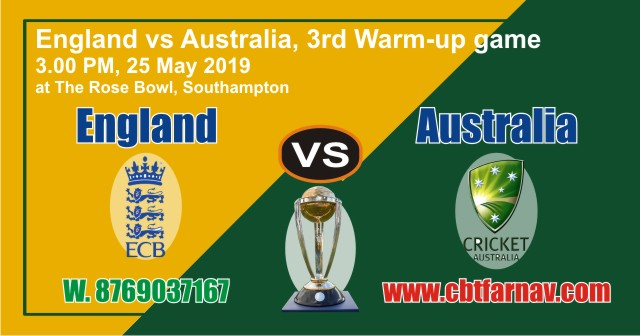 World Cup 2019 Eng vs Aus CWC Match Prediction Win Tips Toss
