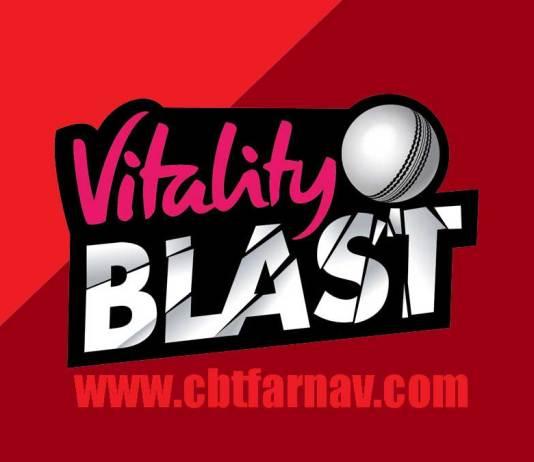 T20 Blast Cricket Match Prediction CBTF Tips