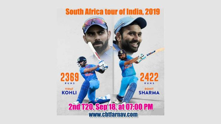 RSA vs Ind 2nd T20 Cricket Prediction Match Prediction Today Report Toss Session Lambi Pari CBTF Tips