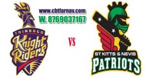 Trinbago vs Nevis Patriots CPL 2019 14th Match Prediction Today Report Toss Session Lambi Pari CBTF Tips