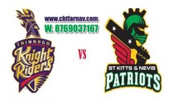 Trinbago vs Nevis Patriots CPL 2019 14th Match Prediction Today Report Toss Session Lambi Pari CBTF Tips