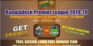 Sylhet vs Chattogram 1st Match BPL T20 Betting Tips & Match Reports