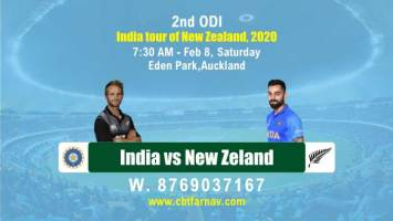 Today Match Prediction NZ vs Ind 2nd ODI Betting Tips Fancy Lambi Toss