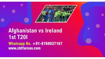 International T20 Match Prediction Ire vs Afg 1st Match Tips Toss Fancy