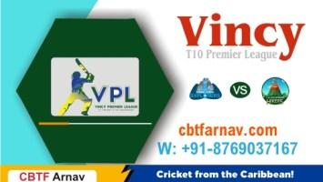 Vincy Premier League T10 Match Prediction DVE vs LSH 4th Match Tips