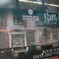 Les studios Warner : The making of Harry Potter  à Londres.