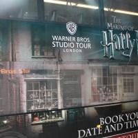 Les studios Warner : The making of Harry Potter  à Londres.