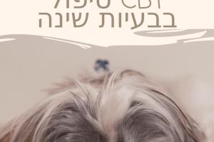 טיפול CBT באינסומניה