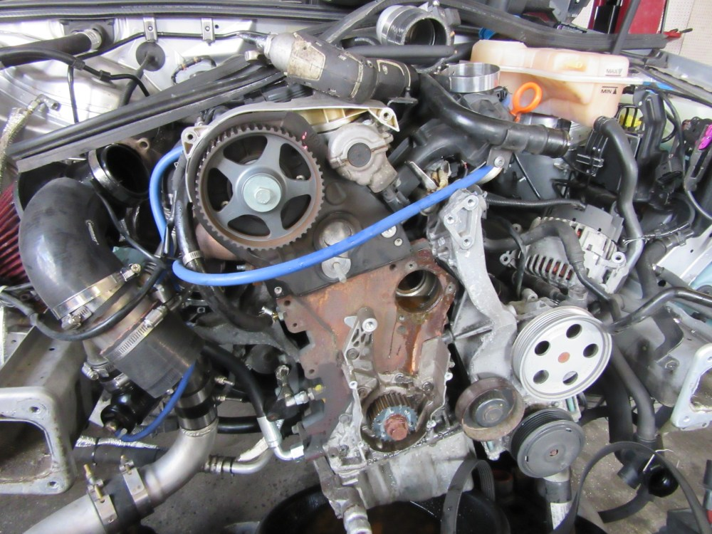 medium resolution of 2006 audi a4 timing belt replacement