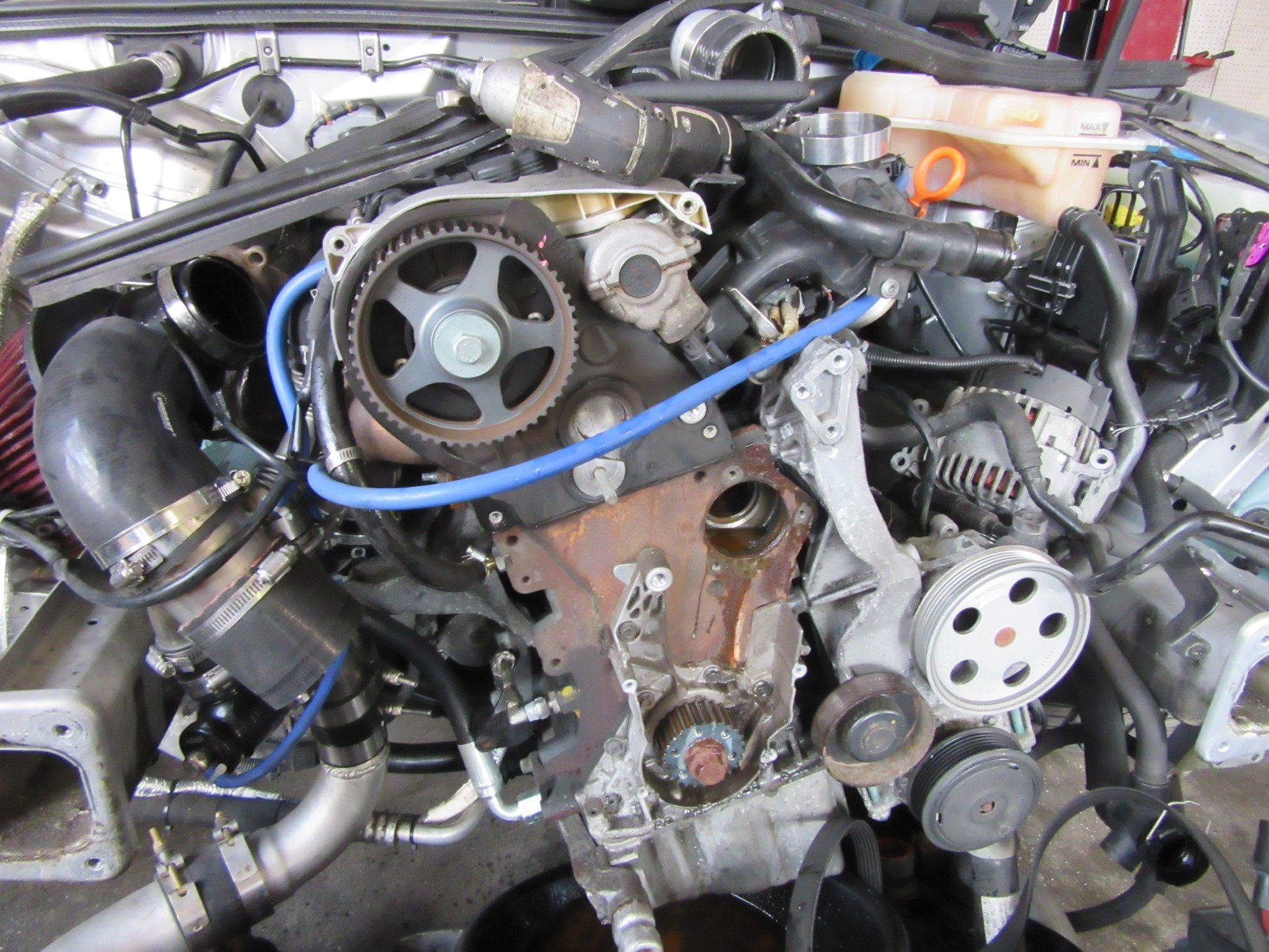 hight resolution of 2006 audi a4 timing belt replacement