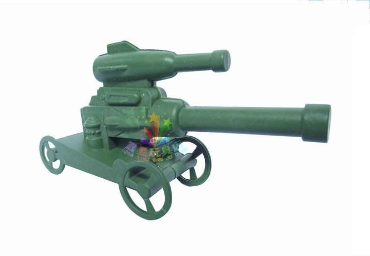 Military double-barreled cannon