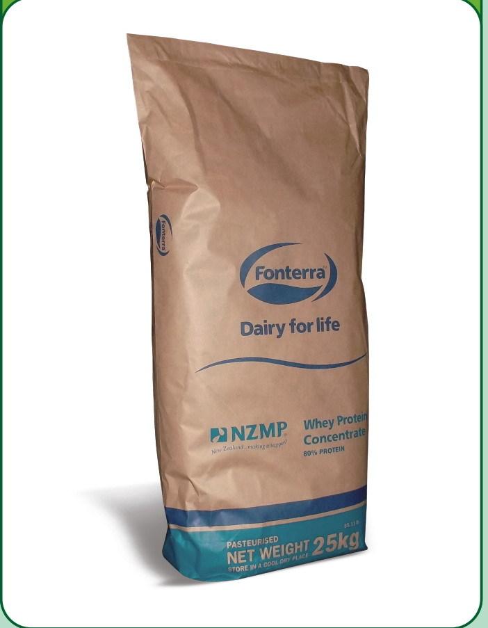進口濃縮乳清蛋白 NZMP 熱穩392 wpc80 新西蘭恒天然批發價格 乳蛋白-食品商務網