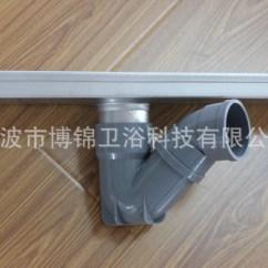 Kitchen Drain Aid Icemaker 不锈钢地漏_不锈钢长地漏 304淋浴房加长 长方形卫生间 - 阿里巴巴