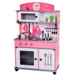 Wooden Kids Kitchen Undermount Stainless Steel Sinks 木制儿童厨房玩具 木制儿童厨房玩具价格 木制儿童厨房玩具批发 采购 仿真精品厨房幼儿园亲子园儿童木制厨房过家家游戏玩具厨房