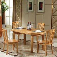 Oak Kitchen Table Kitchenaid Appliances 厨房吃饭桌子 淘宝拼多多热销厨房吃饭桌子货源拿货 阿里巴巴货源 特价新款实木餐桌椅组合小户型折叠餐桌橡木餐桌实木转台可
