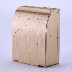 Kitchen Splash Guard Faucet Installation 防溅盒86型图片 防溅盒86型图片大全 阿里巴巴海量精选高清图片 86型香槟金拉丝防水盒开关插座面板防溅盒防溅罩