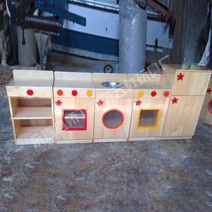 solid wood toy kitchen portable island 厨房玩具柜图片 厨房玩具柜图片大全 阿里巴巴海量精选高清图片 厨房玩具柜
