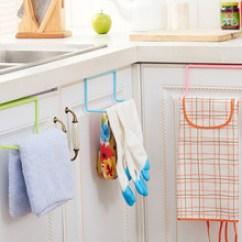 Kitchen Towels Refinishing A Sink 门毛巾架 门毛巾架价格 优质门毛巾架批发 采购 阿里巴巴 I301 3创意厨房小工具橱柜门背式毛巾挂免钉无