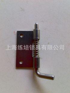 不銹鋼彈簧插銷門閂 門栓 門軸CL125-2KS 不銹耐腐插銷式門軸鉸鏈 上海練培鎖具有限公司網站