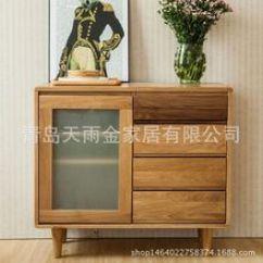 Kitchen Cabinet Photos Full 小厨柜 小厨柜批发 促销价格 产地货源 阿里巴巴 一件包邮北欧餐边柜实木原木橱柜小厨柜简易橱柜