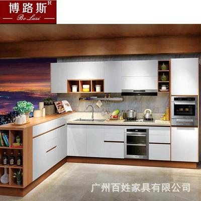 majestic kitchen cabinets grey backsplash 实木橱柜 订制实木橱柜简易厨房柜吊柜地柜简约整体厨房定制 阿里巴巴 来图来样订制实木橱柜简易厨房柜吊柜地柜壁