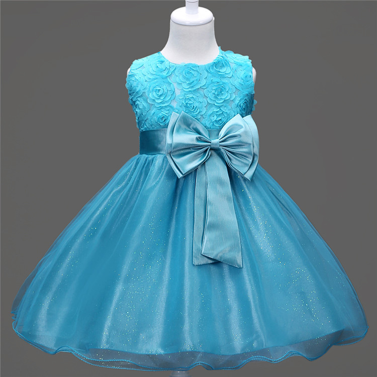 3051033085 1237798930 1-14 yrs teenagers Girls Dress Wedding Party Princess Christmas Dresse for girl Party Costume Kids Cotton Party girls Clothing