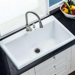 Single Bowl Cast Iron Kitchen Sink Andersen Windows 铸铁水槽 铸铁水槽价格 优质铸铁水槽批发 采购 阿里巴巴 厂家直销欧式畅销款厨房家用铸铁搪瓷单槽水槽
