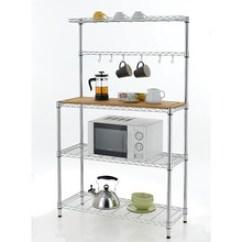 Kitchen Bakers Rack Buy Old Cabinets 厨房面包架 厨房面包架价格 优质厨房面包架批发 采购 阿里巴巴 纳典厨房置物架一件代发面包架储物架厨房整理